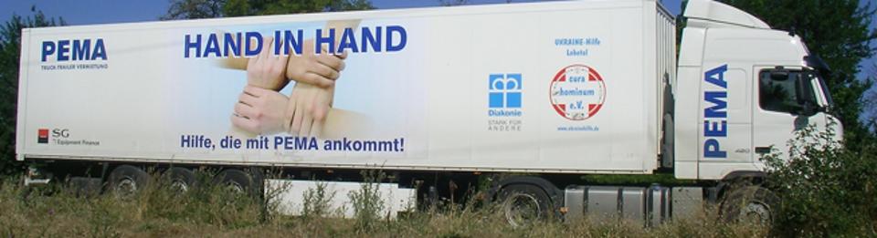 UKRAINE Hilfe Lobetal